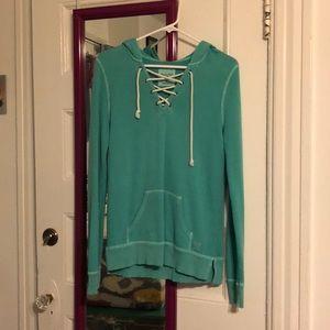 American Eagle Blue Sweatshirt